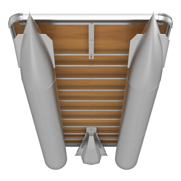 Image of 2 Tube Package Tubes