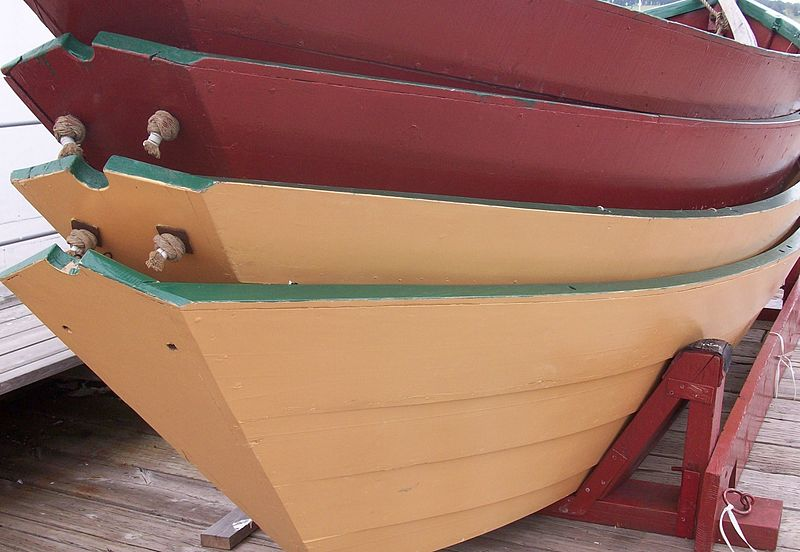 Boat Type: Dory