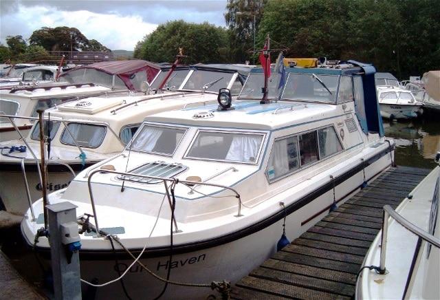 Boat Type: Cabin Cruiser