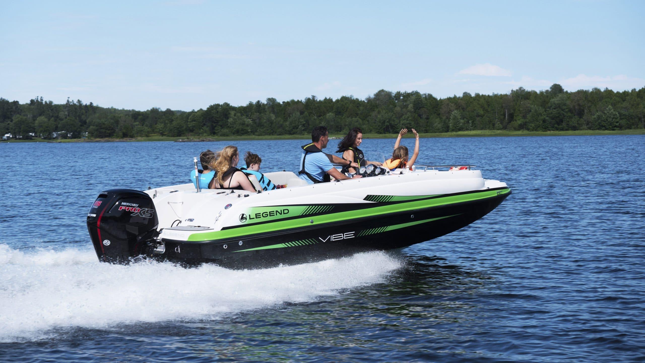 Boat Type: Deck Boat