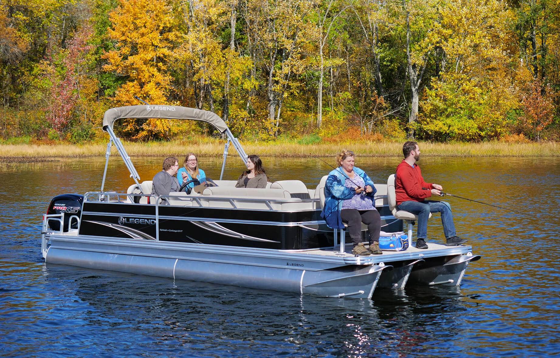 Boat Type: Pontoon Boat